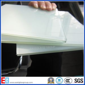 Milky Laminated Glass /Clear and Color Laminated Glass pictures & photos