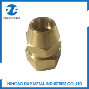 Dr7032 Threaded Brass Copper Fittings pictures & photos