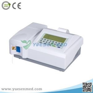 Yste301 Cheapest Price up to 70 Test Project LCD Display Semi-Auto Biochemistry Analyzer pictures & photos
