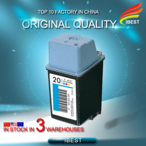 Best Image Quality Remanufactured HP 20 Inkjet Cartridge pictures & photos