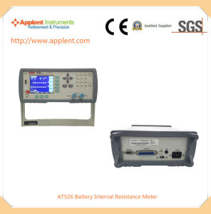 New Product AC Resistance Meter Battery Tester (AT526B) pictures & photos