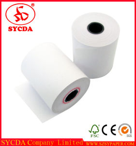 80X50mm Itenal Wholesale Professional Made Customized Reliable Quality Thermal Paper Roll Price Factory pictures & photos
