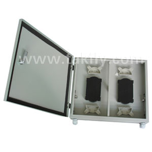 Wall Mounted Distribution Frame 24 Port Fiber Optic Patch Panel pictures & photos