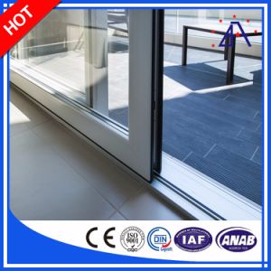 Aluminum/Aluminum Sliding Doors and Window pictures & photos