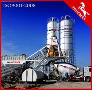 Popular Horizontal/Twin-Shaft Mobile Concrete Plant/Concrete Mixing Machine 60 pictures & photos