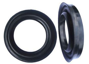 Oil Resistant Hydraulic Dust Proof U V Y Shape Lip Dynamic Rod Rubber Seal Ring pictures & photos
