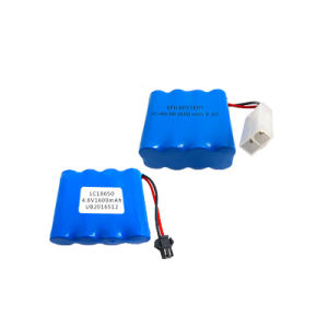 LiFePO4 Battery Pack 26650 12.8V 3.5ah for E-Vehicle pictures & photos