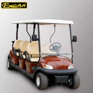 Ce Approved 48V Battery Club Car Golf Cart pictures & photos