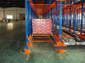 Heavy Duty Drive-in Racking Pallet Rack pictures & photos