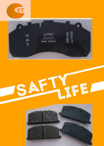 Trustable Brake Pad Manufacturer pictures & photos