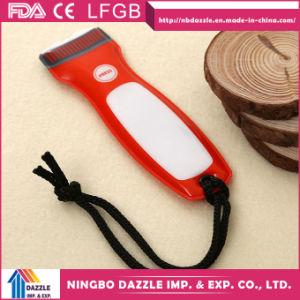 Wholesale China Promotion Gift LED Flashlight PVC Keychain pictures & photos