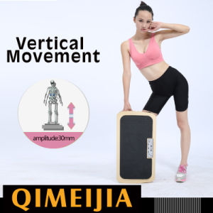 Vertical Exerciser Ultra-Thin Vibration Plate pictures & photos