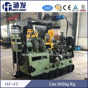 Rock Expert! Hf-4t Core Sample Drilling Rig pictures & photos