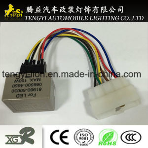 12V LED Electric Auto Mazda 7p Flasher Relay pictures & photos