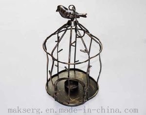 China Candle Holders Pillars Factory Wire Artcrafts Supplier OEM Manufacturer pictures & photos