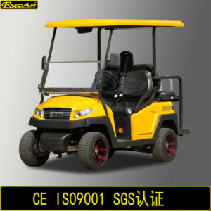 Club Car New Design 4 Seater Electric Golf Car pictures & photos