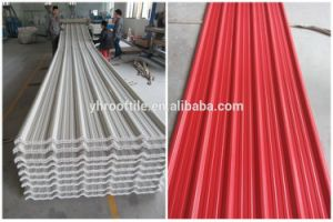 Plastic PVC Roofing Sheet for Shed pictures & photos
