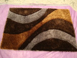 The Carpet Tile with Stretch Yarn and Silk 1200d pictures & photos