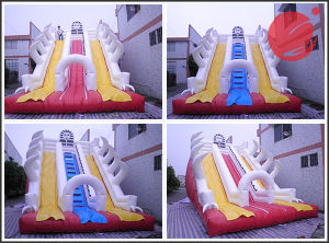 2017 Inflatable Toy Bouncer Slide/Inflatable Cleopatra Slide (T4-235) pictures & photos