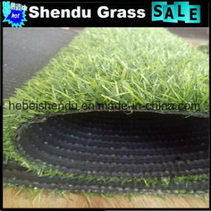 PE+PP Artificial Lawn Grass for Garden 20mm pictures & photos