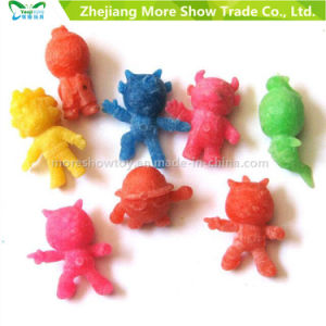 Wholesale Magic Cartoon Expand Growing Water Toys Mixed Color Style pictures & photos