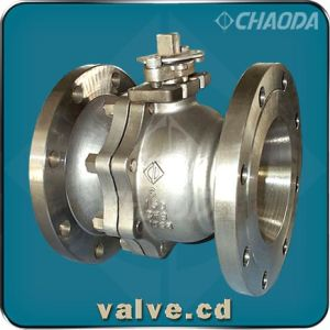 Flanged Reduced Bore Floating Ball Valve pictures & photos