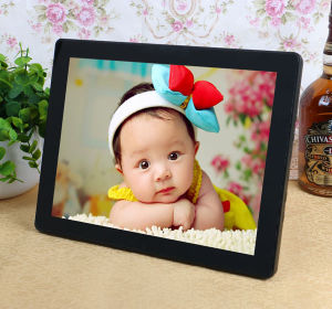 12 Inch HDMI Input Digital Photo Frame with Audio Output pictures & photos
