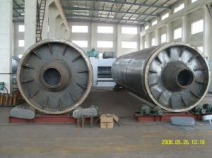 Wood Chips Drum Dryer pictures & photos