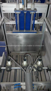 Fully Automatic PE Film Bottle Cans Shrinking Packing Machinery pictures & photos