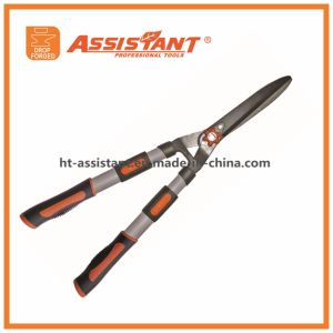Telescoping Garden Shears for Hedge Trimming with Wavy Interchangeable Blade pictures & photos