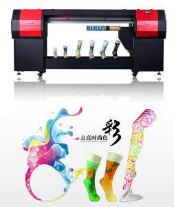 Sock Digital Printing Machine pictures & photos