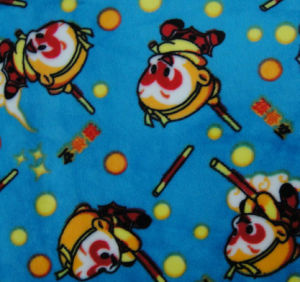 Colorful Super Soft Printed Fabric pictures & photos