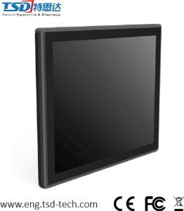 "Touch Screen Monitor 17"" Pcap, Kiosk Application, VGA+DVI+HDMI Port"