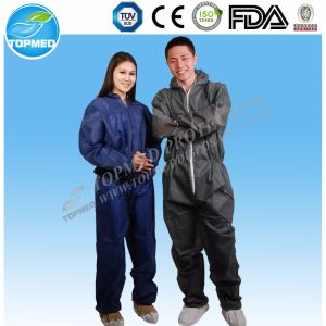 Waterproof Overalls, Black Overalls for Crop-Spraying Operations pictures & photos