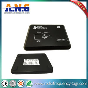 Desktop USB RFID Card Reader MIFARE Reader Plug and Play pictures & photos