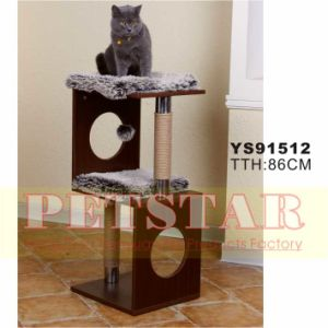 Luxary Cat Tree Ys91512 pictures & photos