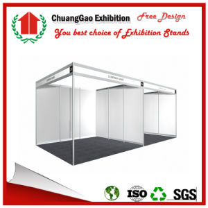 Portable Standard Exhibition Booth with Shecll Scheme pictures & photos