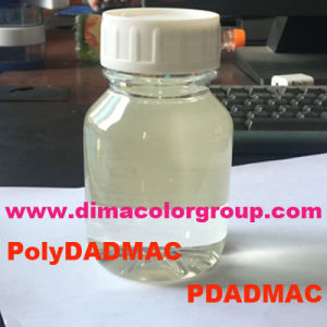 Poly-Dially Dimethyl Ammonium Chloride Polymer for Paper Making, Mining Industry pictures & photos