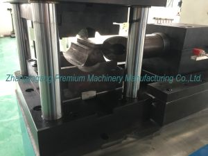 Plm-CH100 Pipe Punching Machine for Arc Shape pictures & photos