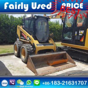Used Cat Skid Steer Loader 226b of Cat 266b Loader