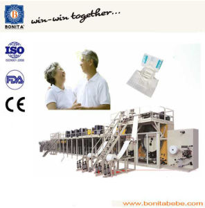High Efficient Adult Diaper Machine with Ce (BNT-AD-08) pictures & photos