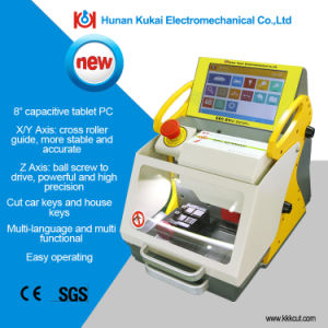 Modern Fully Automatic Key Cutting Machine Sec-E9 Portable Computerized Car Key Machine, Safe Locksmith Tools From China pictures & photos