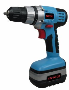Fixtec 12V Max Power Cordless Drill pictures & photos