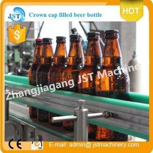 Full Automatic Beer Bottling Machinery pictures & photos