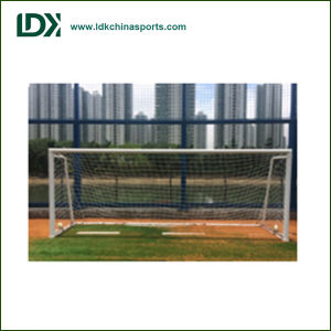 3X2m Portable Aluminum Customized Soccer Goal with Wheels Soccer Gate pictures & photos