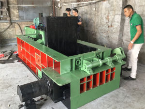 Y81f-125 Scrap Metal Baling Machine pictures & photos