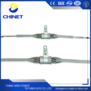 DX Type Ground Suspension Clamp for Galvanized Iron Wire Strands