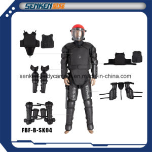 Swat Equipment/Riot Gear Equipment/Police Anti-Riot Suit with Fire Resistant Fabric pictures & photos