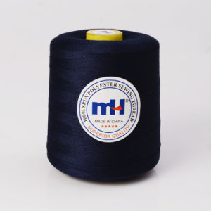 Wholesale 20s/2 100% Spun Polyester Sewing Thread pictures & photos