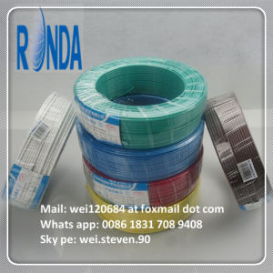Single Core Solid Copper Electrical Building Wire pictures & photos